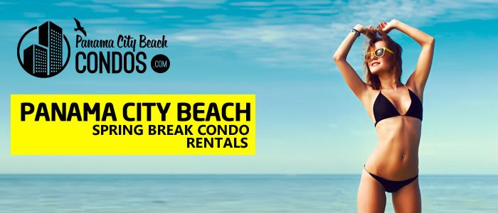 Panama City Beach Spring Break Condo Rentals