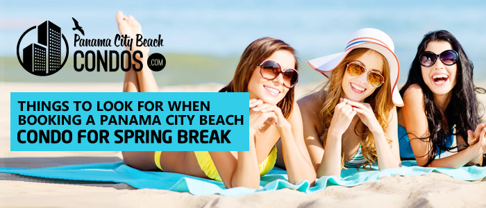 Rent A Condo In Panama City Beach For Spring Break